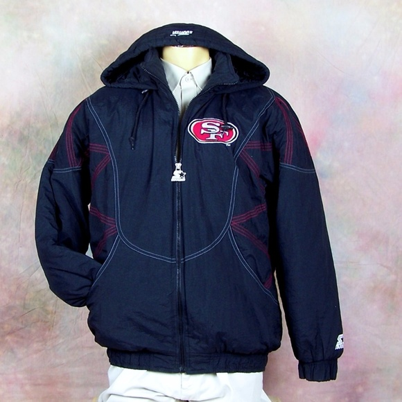 San francisco 49ers college jacke